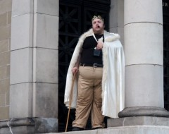 The Mechanical Theater Brings RICHARD III to Laurel Hill Cemetery