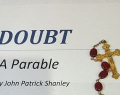 DOUBT, A PARABLE (Way Off Broad St. Theater Company): 2016 Fringe review 64