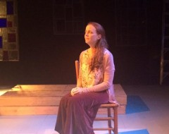 MOLLY SWEENEY (Irish Heritage Theatre): That the blind may see
