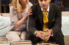 DISGRACED (McCarter): No disgrace here