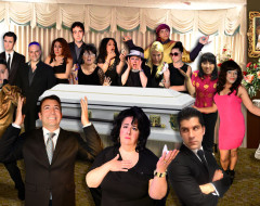 Absolutely Fabulous Off-Broadway Rep: MY BIG GAY ITALIAN WEDDING and MY BIG GAY ITALIAN FUNERAL