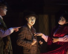 DUBLIN BY LAMPLIGHT (Inis Nua / Drexel MPiRP): Irish theater for the theatrical