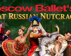 GREAT RUSSIAN NUTCRACKER (Moscow Ballet): Dance review