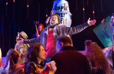 JESUS CHRIST SUPERSTAR (Bristol Riverside Theatre): In a little river town a great but shopworn rock opera is reborn