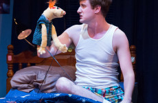 HAND TO GOD (PTC): The human comedy with sock puppets
