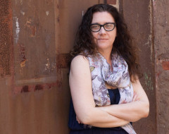 Local playwright makes good: An interview with Jacqueline Goldfinger