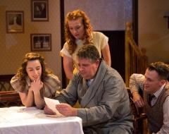 BRIGHTON BEACH MEMOIRS (Act II Playhouse): The same old schtick