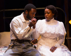 Quincy Tyler Bernstine in INTIMATE APPAREL: Stalwart supporting actor gets chance to shine