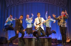 Ritchie Valens in THE BUDDY HOLLY STORY: Interview with actor Gilbert Sanchez