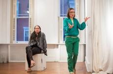Revisiting PARROT TALK: A play distilled mid-run