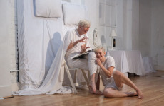 TILDA SWINTON ADOPT ME PLEASE (The Greenfield Collective): 2017 Fringe review