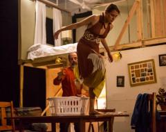 HOME (Geoff Sobelle): 2017 Fringe review