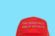 THE RESISTIBLE RISE OF ARTURO UI (DBaD Productions): 2017 Fringe review