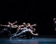 HUBBARD STREET DANCE CHICAGO (Annenberg): Showcasing 40 years of inspiring movement