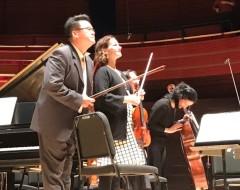 HILARY HAHN PLAYS BERNSTEIN (Philadelphia Orchestra): A stunning postlude