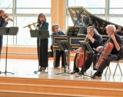 [music review] Mélomanie at Saint Clements with soprano Clara Rottsolk