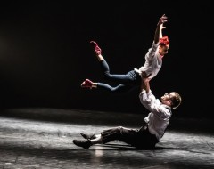 BALLETS JAZZ DE MONTREAL (NextMove Dance): An intriguing program of natural technique