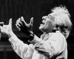 A dilettante at large: LEONARD BERNSTEIN: THE POWER OF MUSIC (NMAJH)