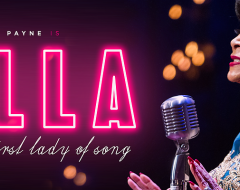 ELLA: FIRST LADY OF SONG (Delaware Theatre Company): Channeling Ella Fitzgerald