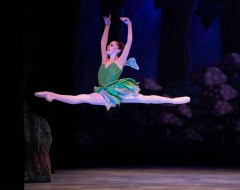 PETER PAN (School of Pennsylvania Ballet): Forever's children