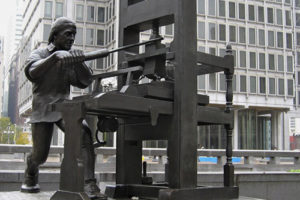A Brief History of Early Publishing in Philadelphia