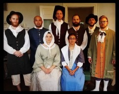 THE WILLIAM PENN STORY (Brotherly Love Theatre Company): 2018 Fringe review