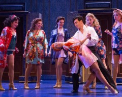 IRVING BERLIN'S HOLIDAY INN (Walnut Street Theatre): Longing for a time that never was