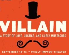 VILLAIN (Jon & Marissa Edelman/PHIT): 2018 Fringe review