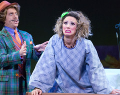 Parenting Matilda: Christopher Sutton and Lyn Philistine on their roles in Roald Dahl's classic
