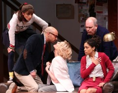 THE GODS OF COMEDY (McCarter Theatre): 60-second review