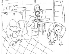 Theater in Sketch: MASTER HAROLD… AND THE BOYS (EgoPo)