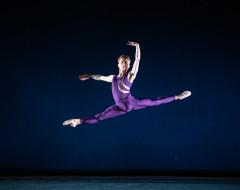 DGV, Trigger Touch Fade, Glass Pieces (PA Ballet): Robbins, Wheeldon, and Elo