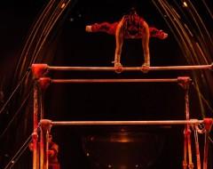 Full Cirque: Alix Croop returns to her hometown with AMALUNA