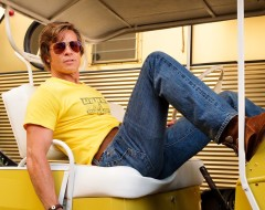 ONCE UPON A TIME… IN HOLLYWOOD (dir. Quentin Tarantino): Potentially Tarantino's best; certainly his most personal.