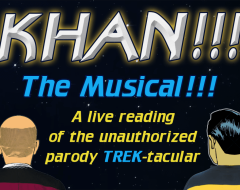 KHAN!!! THE MUSICAL!!! (Brent Black): 2019 Fringe review