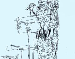 Fringe in Sketch: LATE NIGHT SNACKS (Bearded Ladies)