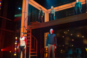 NEXT TO NORMAL (Bristol Riverside): Rock concert or psycho-drama?