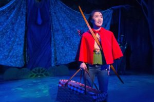 LITTLE RED ROBIN HOOD (People's Light): What is a panto?