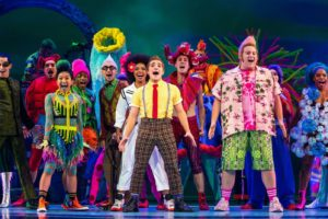 SPONGEBOB THE MUSICAL (Forrest Theatre): An Unlikely Hero