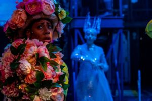 THE SNOW QUEEN (Arden Children's Theatre): Not a sugar-coated fairy tale