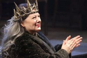 KING LEAR (Bristol Riverside): Mommy issues