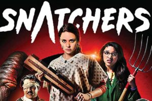 SNATCHERS (dir. Benji Kleiman & Stephen Cedars): Film review