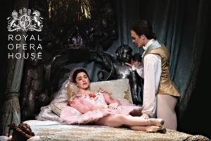 THE SLEEPING BEAUTY (Royal Opera House Live Cinema): Authentic classic ballet, onscreen