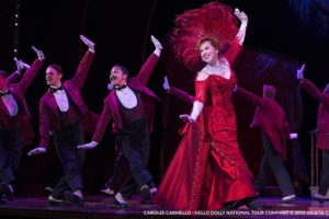 HELLO DOLLY! (touring): 60-second review