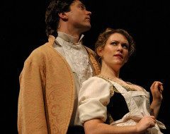 SHE STOOPS TO CONQUER (Quintessence): A contemporary 18th-century comedy