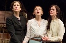THREE SISTERS (Arden Theatre): Does the gimmick stick?