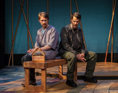 IN A DARK DARK HOUSE (Simpatico Theatre Project): Oh! Neil LaBute is not just a sadistic prig!