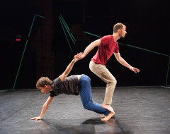 COMMUNITAS (Almanac): The Contortionist and the Dancer