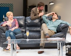 THE REAL THING (The Wilma): Exquisite dialogue shines through spotty production