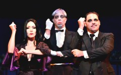 """My busy, wacky, wonderful life"": Parents on stage and off stage, THE ADDAMS FAMILY (Media Theatre)"